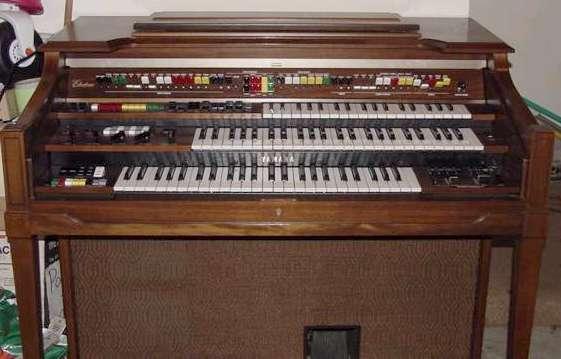 Altes yamaha elektrisches Organ