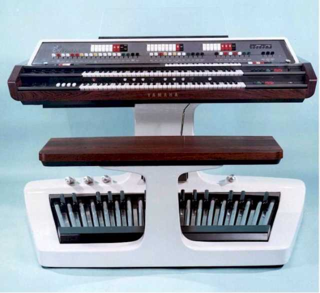 Yamaha electone organs d 85 etc can be modified for Yamaha electone organ models